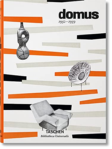 domus 1950s (English, French, German and Italian Edition)