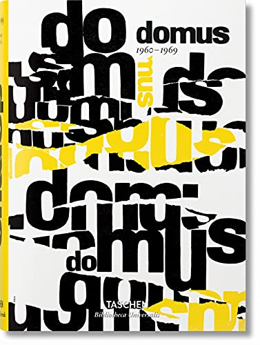 Domus 1960s taschen 9783836556767 hardcover bookmans for Domus book collection