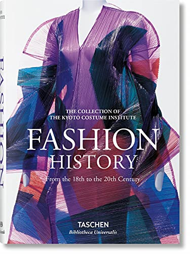 9783836557191: Fashion: A History from the 18th to the 20th Century
