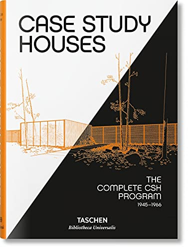 9783836557498: Case Study Houses (alemán, francés, inglés) (Bibliotheca Universalis): BU