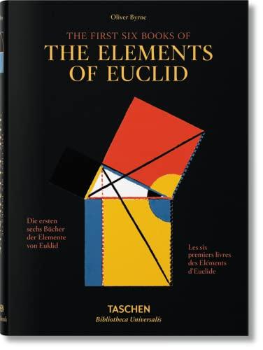 9783836559386: BU-Byrne, Six Books of Euclid