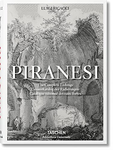 9783836559409: Piranesi. The Complete Etchings (Bibliotheca Universalis)