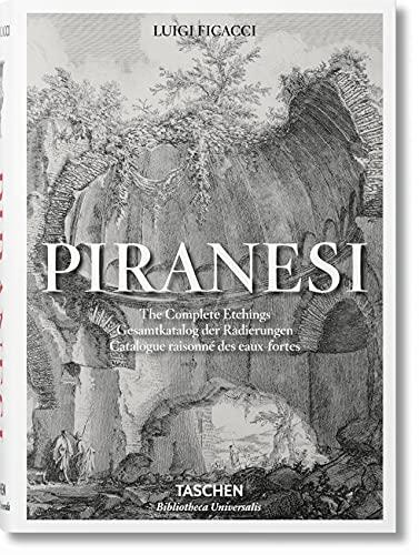9783836559409: Piranesi. The Complete Etchings: BU (Bibliotheca Universalis)