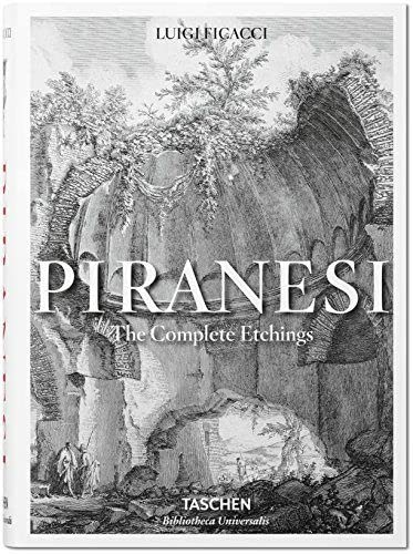 9783836559409: Piranesi: The Complete Etchings