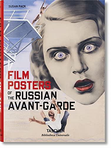 9783836559485: BU-Les affiches de cinéma de l'avant-garde russe