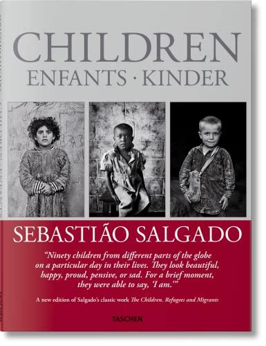 Sebastiao Salgado: The Children: Lelia Wanick Salgado