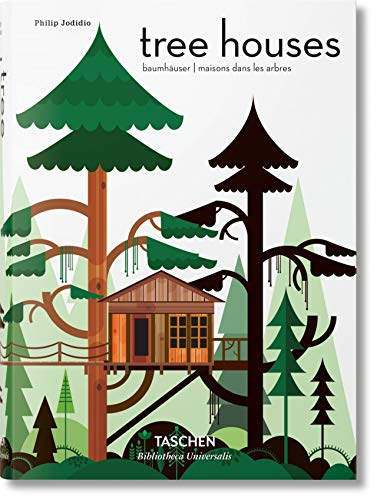 9783836561877: Tree Houses: Fairy Tale Castles in the Air: BU (Bibliotheca Universalis)