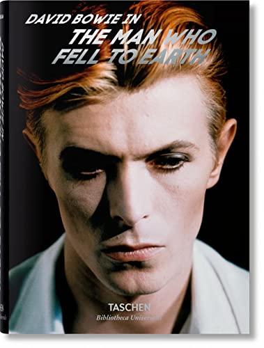 9783836562416: David Bowie. The Man Who Fell to Earth: BU (Bibliotheca Universalis)