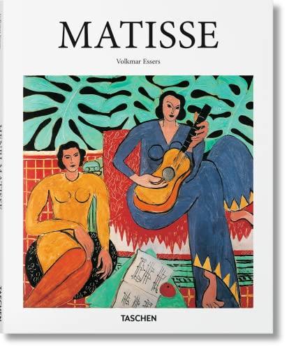 9783836563642: MATISSE-BASIC ART-ESPA�OL