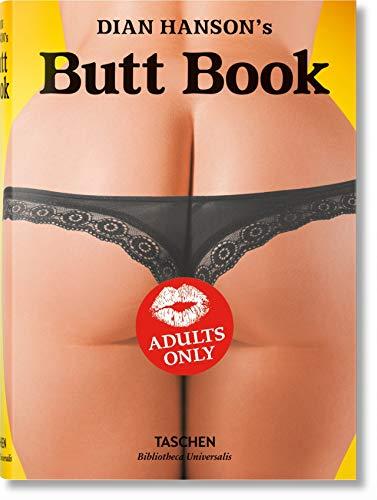 9783836566872: Dian Hanson's Butt Book