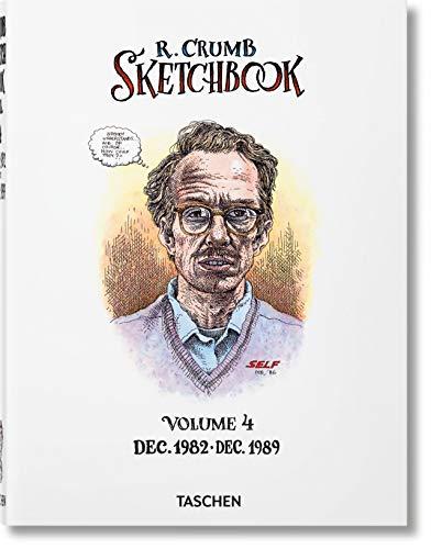 Robert Crumb: Sketchbook, Vol. 4, 1982-1989