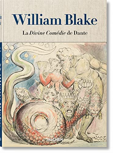 William Blake. La Divine Comedie de Dante.: Sebastian Schütze, Maria