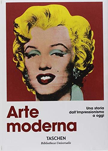 9783836568654: Arte moderna (1870-2000). Dall'impressionismo a oggi