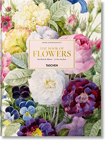 Redouté: The Book of Flowers: H. Walter Lack