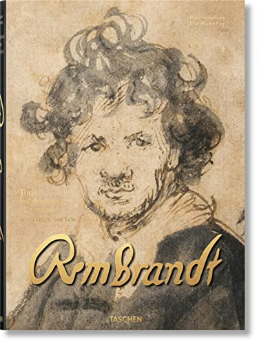 9783836575454: Rembrandt. Tout l'Oeuvre Graphique - Rembrandt, Complete Drawings and Etchings