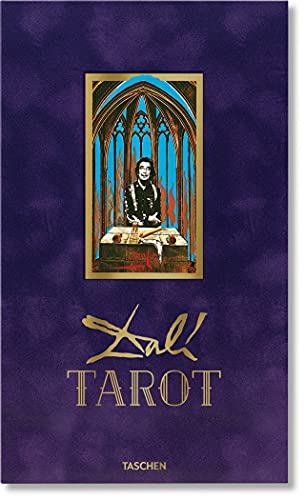 9783836576123: Dalí. Tarot (Multilingual Edition)
