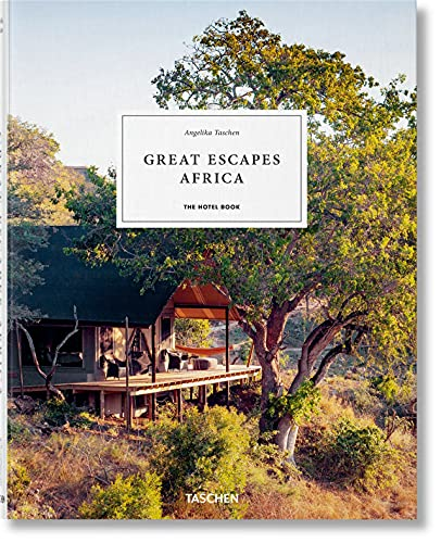 9783836578141: Great Escapes Africa. 2019 Edition (Jumbo)