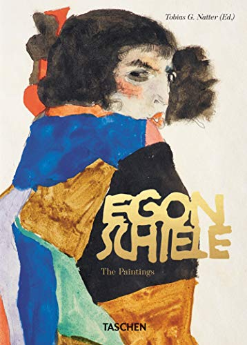 9783836581257: Egon Schiele. The Paintings. 40th Anniversary Edition
