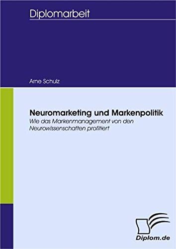 9783836654395: Neuromarketing und Markenpolitik
