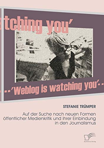 Weblog is watching you: Stefanie Tr�mper