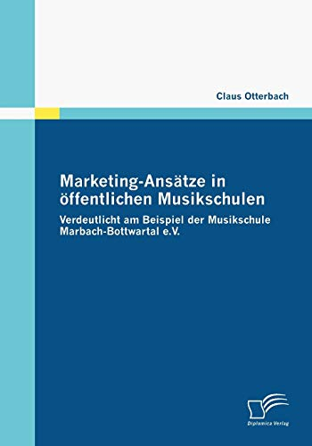 Marketing-ANS Tze in Ffentlichen Musikschulen: Claus Otterbach