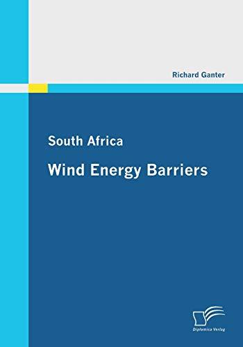 South Africa: Wind Energy Barriers: Richard Ganter