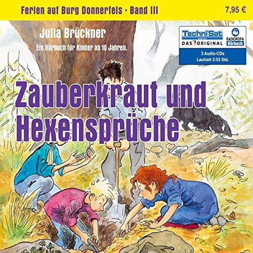 Zauberkraut und Hexenspr�¼che: Br�¼ckner, Julia