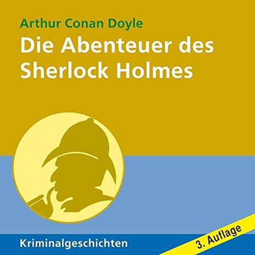 9783836800891: Die Abenteuer des Sherlock Holmes