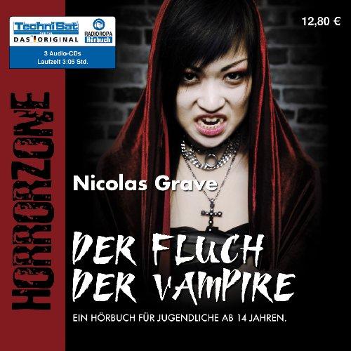 9783836802628: Der Fluch der Vampire: HORRORZONE - Jugendhörbuch ab 14 Jahren