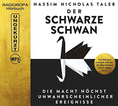 9783836811880: Der schwarze Schwan (ungekürzte Lesung)