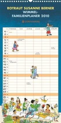 9783836927215: Der große Wimmel - Familienplaner 2010