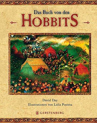 Das Buch von den Hobbits - David Day