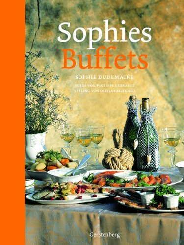 9783836929745: Sophies Buffets