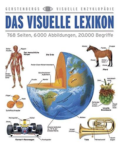 9783836945967: Das visuelle Lexikon: Mit deutsch-englischem Register