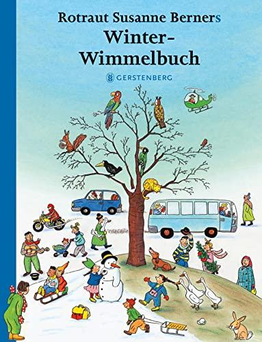 9783836950336: Winter-Wimmelbuch;