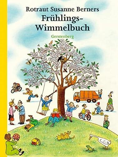9783836950572: Fruhlings - Wimmelbuch