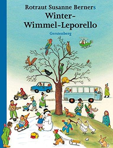 9783836951623: Winter-Wimmel-Leporello