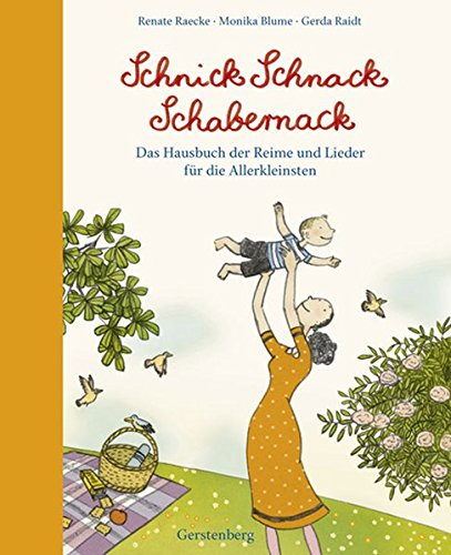 9783836951982: Schnick Schnack Schabernack: Das Hausbuch der Reime und Lieder für die Allerkleinsten