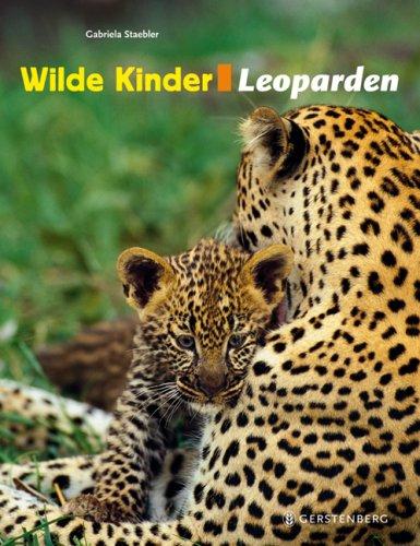 9783836952378: Wilde Kinder: Leoparden