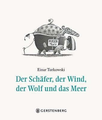 9783836952736: Der Schäfer, der Wind, der Wolf und das Meer