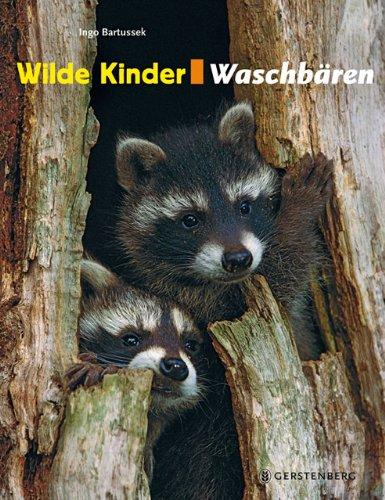 9783836952989: Wilde Kinder: Waschbären