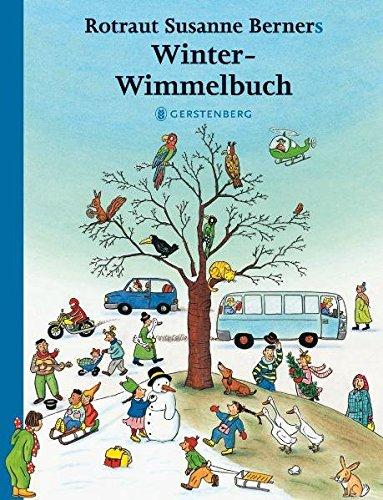 9783836953382: Winter-Wimmelbuch