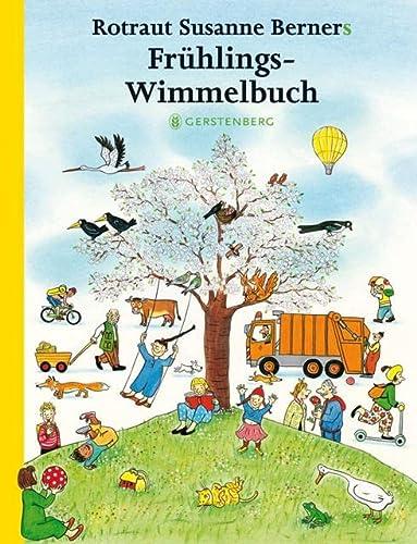 9783836953702: Frühlings-Wimmelbuch