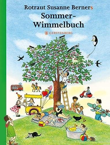 9783836953894: Sommer-Wimmelbuch