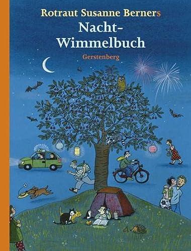 Nacht-Wimmelbuch: Rotraut Susanne Berner