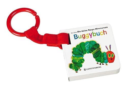 9783836954471: Die kleine Raupe Nimmersatt Buggybuch