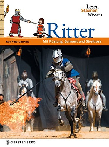 9783836955713: Lesen - Staunen - Wissen: Ritter