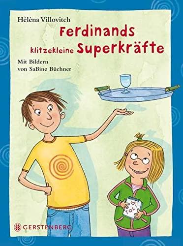 9783836957113: Ferdinands klitzekleine Superkräfte