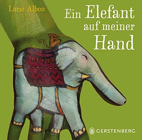 9783836957403: Ein Elefant auf meiner Hand