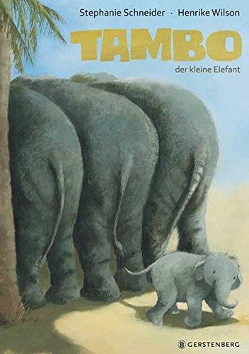 9783836957625: Tambo, der kleine Elefant